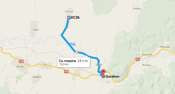 Harta Gurahont